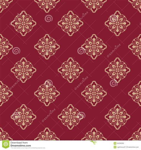 seamless backgrounds  chinese style stock vector image