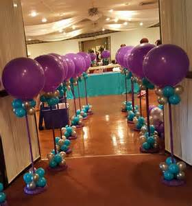 teal graduation decorations 25 best ideas about balloon centerpieces wedding on