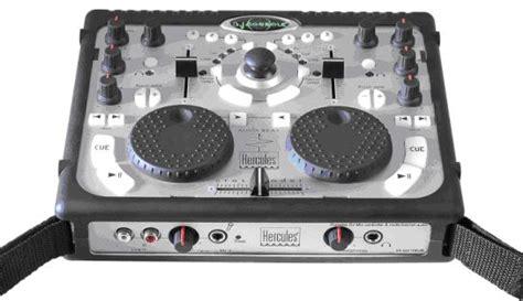 console dj pc hercules dj console review dancevibes