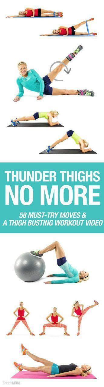 25 best ideas about to thin on thigh abdominal exercises and belly burner