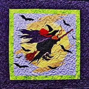witch quilt pattern