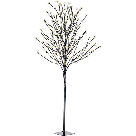 indoor outdoor lighted tree 240 lights 57 quot rona