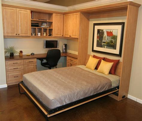murphy bed for murphy bed home office work even when you guests