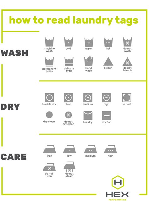 printable laundry tags how to read laundry symbols free printable laundry tag
