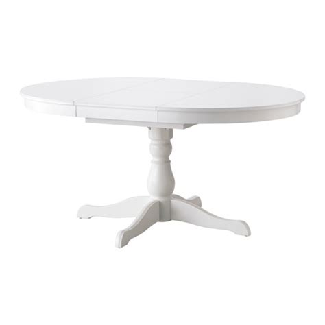 ikea ingatorp ingatorp extendable table white 110 155 cm ikea