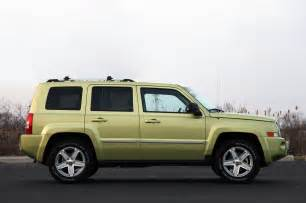 Jeep Patriot Ratings Review 2010 Jeep Patriot Photo Gallery Autoblog