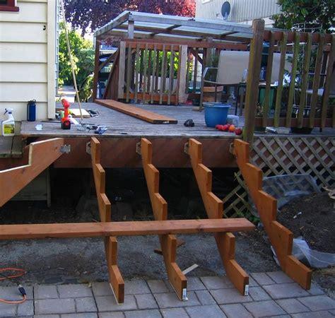 Terrasse Selber Bauen Holz 2337 by Gartentreppe Aus Holz Selber Bauen Anleitung Und Beispiele