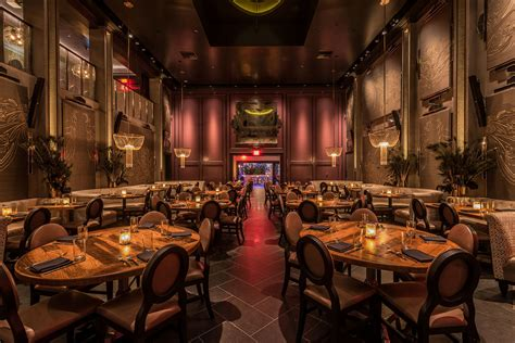 Inside Beauty & Essex, Hollywood's Glitzy New Dining Palace   Eater LA
