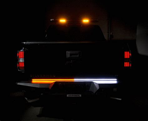 truck led tailgate light bar wiring diagram led connection