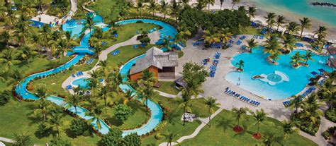 coco land splash waterpark coconut bay beach resort spa