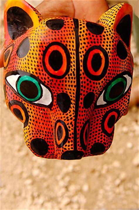 mexican jaguar mask mexican carved jaguar mask david sanger photography