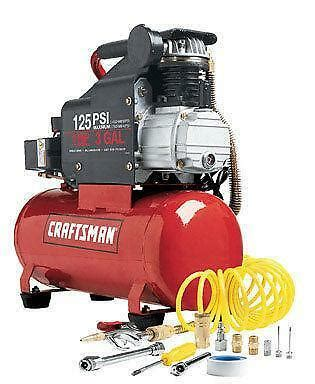 craftsman 3 gallon air compressor ebay