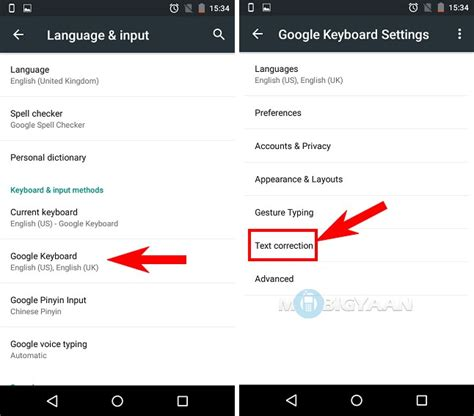 android autocorrect how to disable autocorrect on android devices beginner s guide