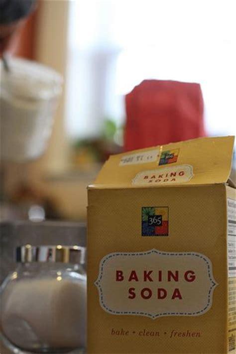 Baking Soda Shelf Opened by Baking Powder Shelf
