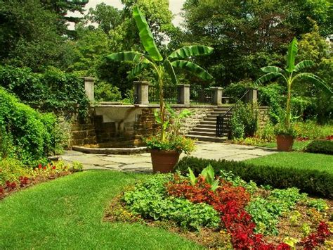 formal garden picture of skylands new jersey botanical