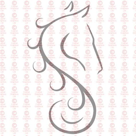 flowing tattoo designs with flowing mane quotes and stuff