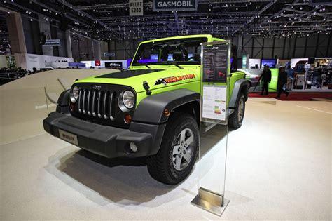 Versicherung Zweites Auto by Jeep Wrangler Quot Mountain Quot Kommt Im Zweiten Quartal