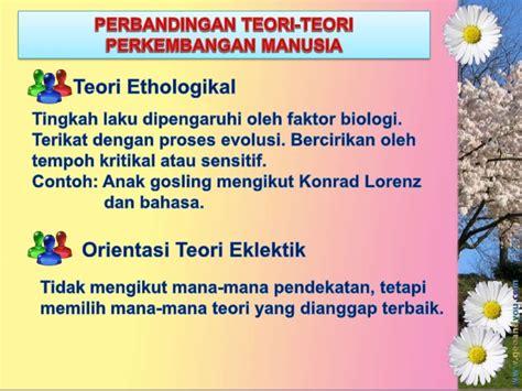 teori perkembangan biologi online contoh faktor evolusi shoe susu