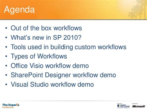 sharepoint 2010 workflows in sharepoint 2010 workflows