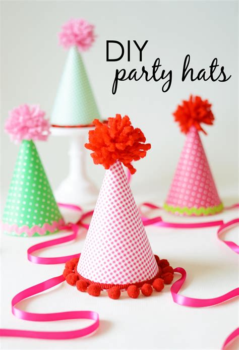 Diy Mickey Mouse Party Decorations Diy Party Hats Project Nursery