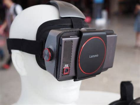 Vr Box Lenovo lenovo vr headset debuted lenovo tech world