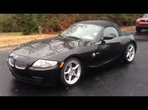 how to learn about cars 2006 bmw z4 m interior lighting 2006 bmw z4 3 0 si review by ronnie barnes youtube