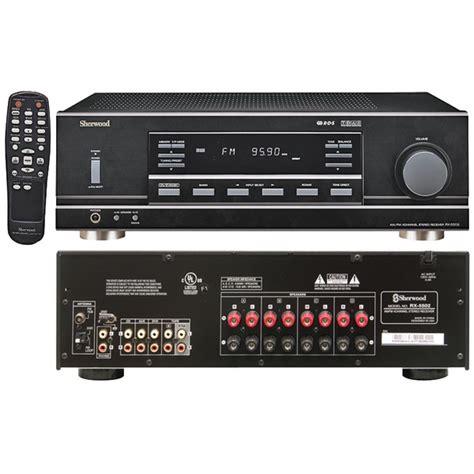 Sherwood Rvd6095rds Surround Sound Receiver Lifier a v receivers