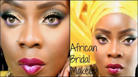 tutorial on nigerian bridal makeup nigerian bridal makeup tutorial step by step mugeek