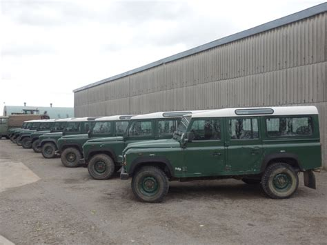 military land rover 110 land rover 110 lhd station wagon td5 for sale mod direct