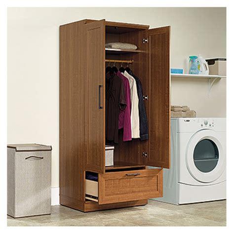 Sauder Homeplus Storage Cabinet Sauder Homeplus Wardrobe Storage Cabinet By Sauder At Mills Fleet Farm