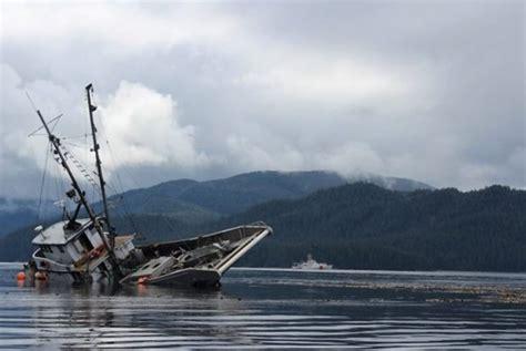 eric haney towboat shipwrecks