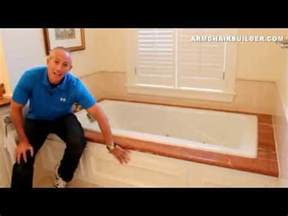 Add Jacuzzi Jets To Bathtub Whirlpool Tub Access Panel Youtube