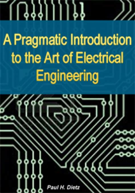 libro introduction to art openlibra a pragmatic introduction to the art of electrical engineering