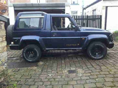 daihatsu jeep daihatsu jeep four trak tdx car for sale