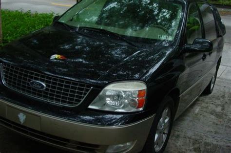 how does cars work 2004 ford freestar on board diagnostic system buy used ford freestar limited 2004 minivan seats 7 needs work or parts no reserve in vero beach