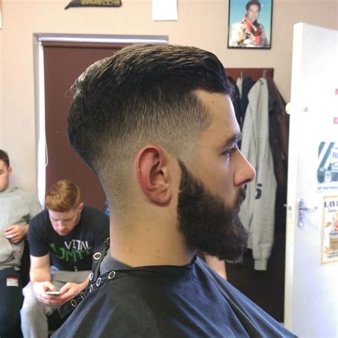 Comb Fade Hairstyle by 72 Comb Fade Haircut Designs Styles Ideas