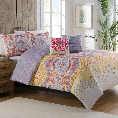 vue bedding vue savannah bedding comforter set walmart com