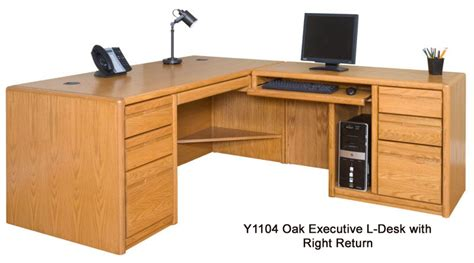 office furniture oak choose from matching pieces furnish your entire office