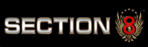 section 8 logo section 8 the war is starting gamegrin game reviews