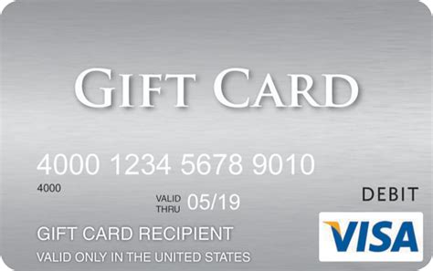 Empty Visa Gift Card Numbers - buy a prepaid visa gift card online available at giant eagle