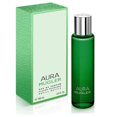 Parfum Thierry thierry mugler aura eau de parfum 100 ml n 225 pl蛻 thierry mugler produkty najnov蝪ie