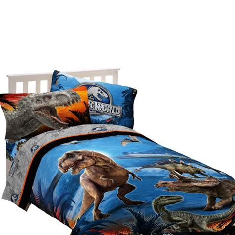 dinosaur comforter full universal studios home entertainment jurassic world