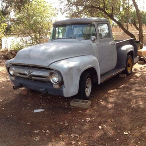 auto body repair training 1990 ford f series windshield wipe control buy used 1956 ford f series f250 pickup same body style as f100 in la mesa california united