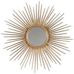 mid century mirror french mid century sunburst mirror at 1stdibs