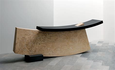 at the reception desk the of wonmin park and testi s reception desk