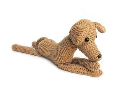 amigurumi greyhound pattern iggy the greyhound amigurumi pattern amigurumipatterns net