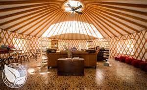 Luxury Yurt Homes Yurt Tucked Beneath Oak Trees On Southern California Ranch More Yurts And Southern