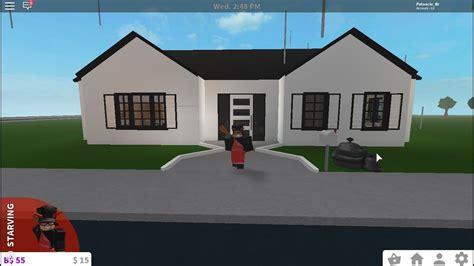 bloxburg house designs  house blueprints house