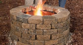 Build Your Own Backyard Fire Pit by 20 Stunning Diy Fire Pits You Can Build Easily Home And