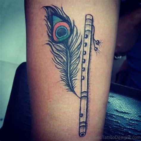 flute tattoo designs